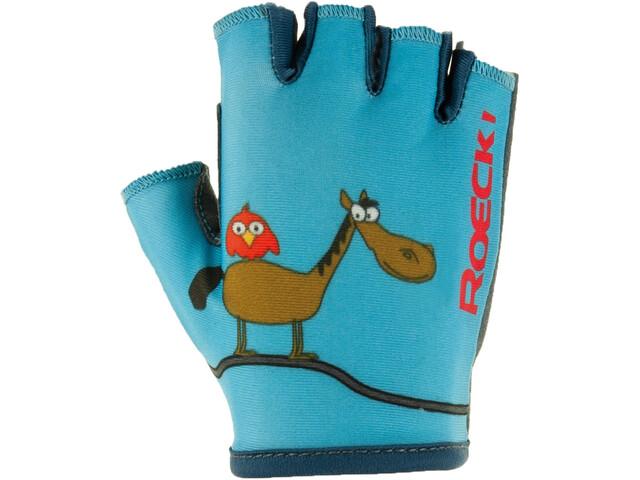 Roeckl Toro Handschuhe Kinder türkis
